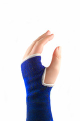 sling hand