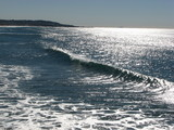 calm ocean poster