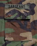 military pocket poster
