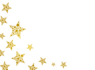 stars blanc