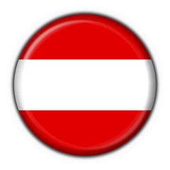 bottone bandiera austriaca - austria flag