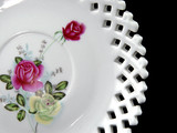 has the rose the plate in china poster