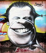 graffiti head
