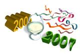 2007 celebration poster