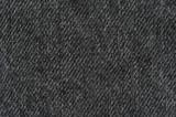 black denim texture - real macro poster