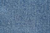 blue denim texture - real macro poster