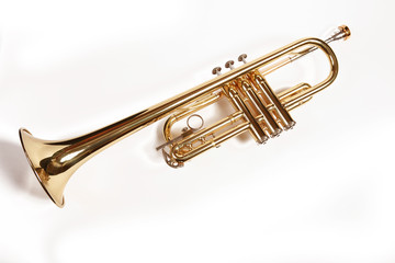 trumpet - trompette - trompete