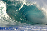 giant hollow wave poster
