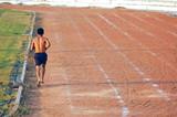 lone runner poster
