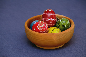 easter egg basket i