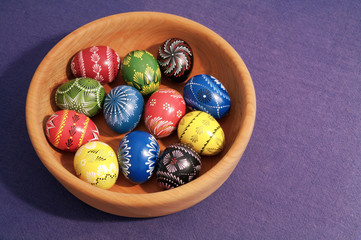 easter egg basket ii