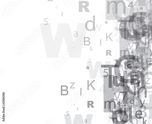 buchstaben nummern letters numbers