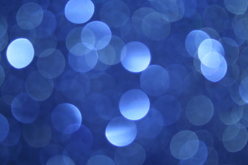 blue christmas sur