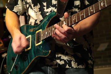 rythm guitarist