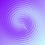 simple purple swirl poster