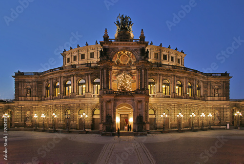 semperoper in dresden
