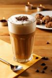 Fototapety latte macchiato