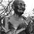 ghandi in repose - 2017533