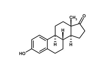 estrone - estrogen