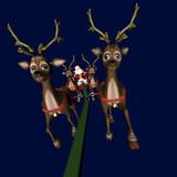 santa deliveries 1 poster