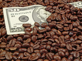 rich coffee poster