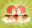 roleta: love birds at heart