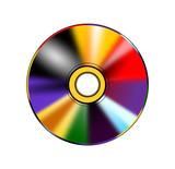cd disk poster