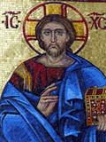 christ frescoe poster