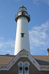 lighthouse at christmas 2