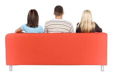 group of audience