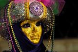 venice carnival masks poster