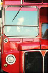 london bus detail