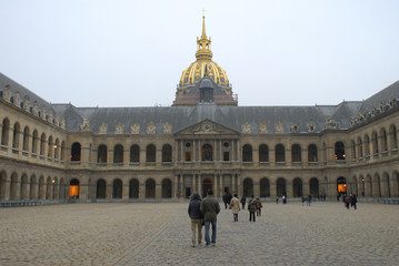 paris les invalides