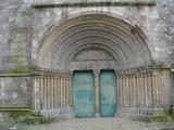 portail de la collégiale de lamballe