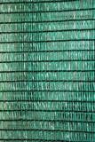 green plastic mesh poster