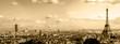 les toits de paris - 2039944