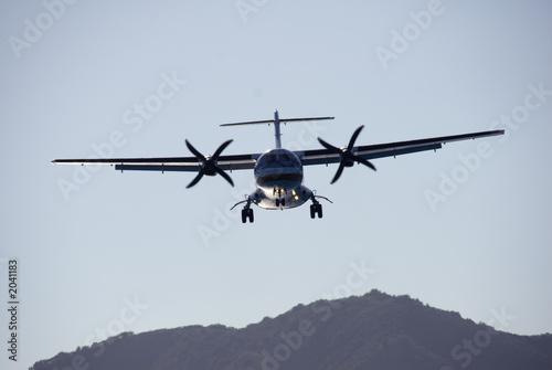 turboprop landing 2