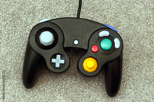 poster of video game console