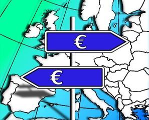 panneaux euro