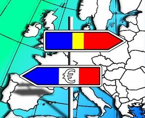 panneaux zone euro