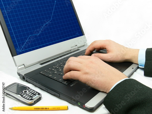 laptop and computer scientist