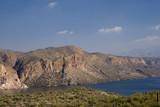 canyon lake vista poster