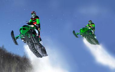 airborne riders