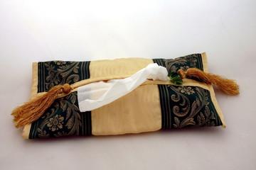paper tissue pouch