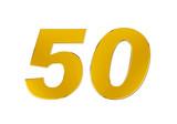 goldene fünfzig - golden fifty poster