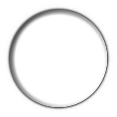 bottone bianco - white button