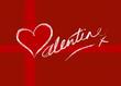 valentine kiss background