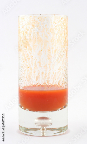 tomato juice almost gone