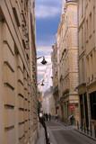 paris street poster