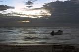 ocean twilight poster